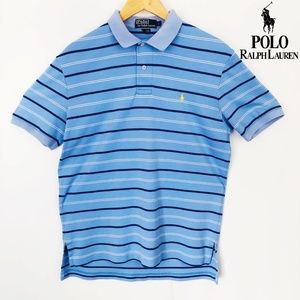 Mens Polo Ralph Lauren Medium Short Sleeve Polo